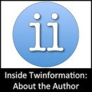 Inside Twinformation: About the Author