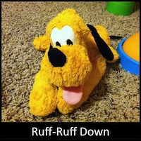 Ruff-Ruff Down