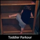 Toddler Parkour