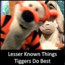 Lesser Known Things Tiggers Know Best