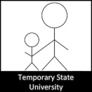 Temporary State University