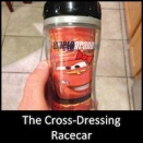 The Cross-Dressing Racecar