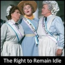 The Right to Remain Idle