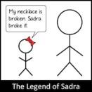 The Legend of Sadra
