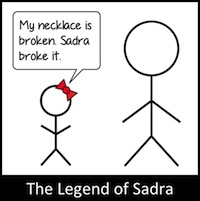 The Legend of Sadra