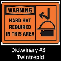Dictwinary #3 - Twintrepid