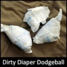Dirty Diaper Dodgeball