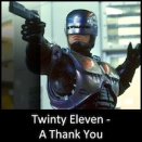 Twinty Eleven - A Thank You