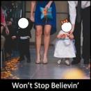 Won't Stop Believin'