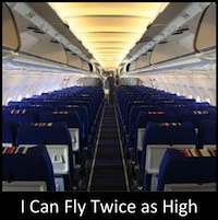 I Can Fly Twice as High