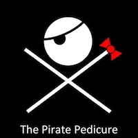 The Pirate Pedicure