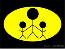 Twinfamy Batman Logo