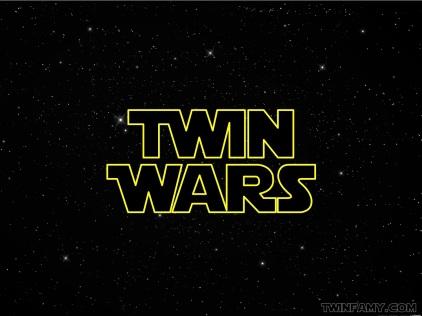 Twin Wars - Main Title