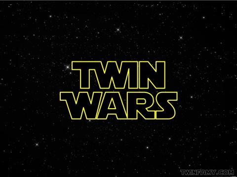 Twin Wars - Title