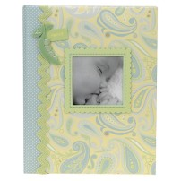 Our Son's Actual Baby Book (without his picture)--Click to buy from Babies R Us