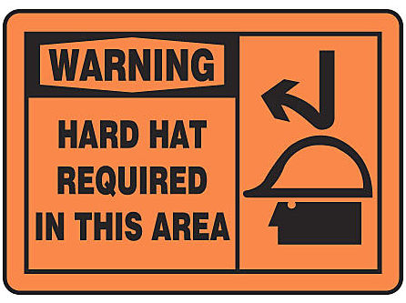 Hard Hat Required