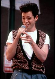 Ferris Bueller, Righteous Dude & Sausage King of Chicago