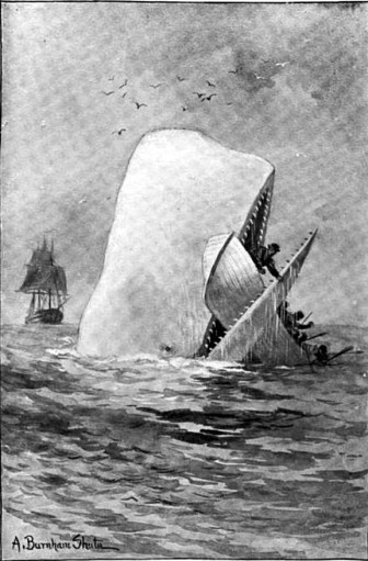 Moby Dick or The White Whale
