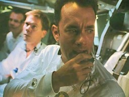 "Tom Hanks in Apollo 13 - ""Houston, we have a problem."""