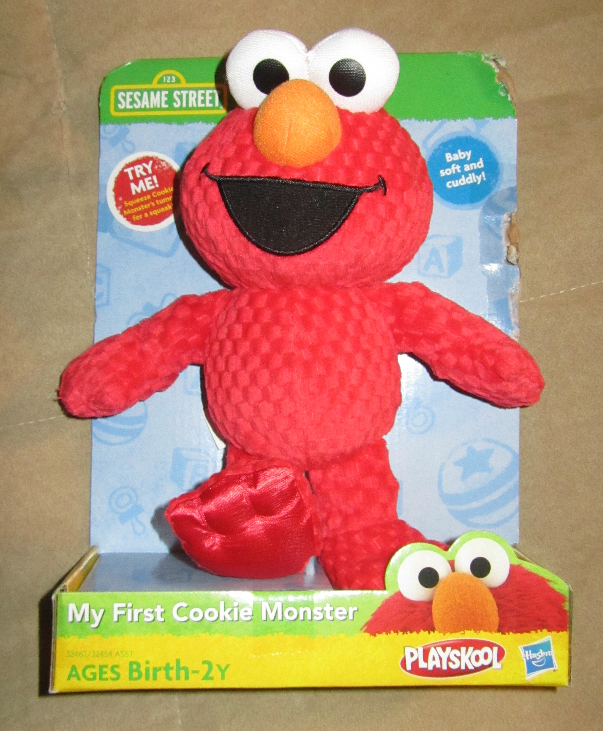 8 Months Old Twinfamy Cuddle Me Pajamas Elmo Look And Find My First