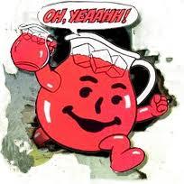 """Kool Aid Man: """"Oh Yeah!"""""""