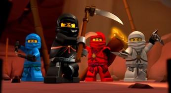 Lego Ninjago Series