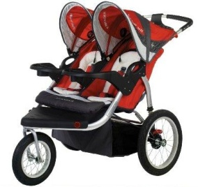 Schwinn Turismo Double Jogging Stroller