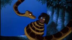 The Jungle Book - Mowgli and Kaa