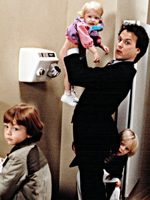 Michael Keaton as Mr. Mom