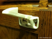 Child Safety Latch