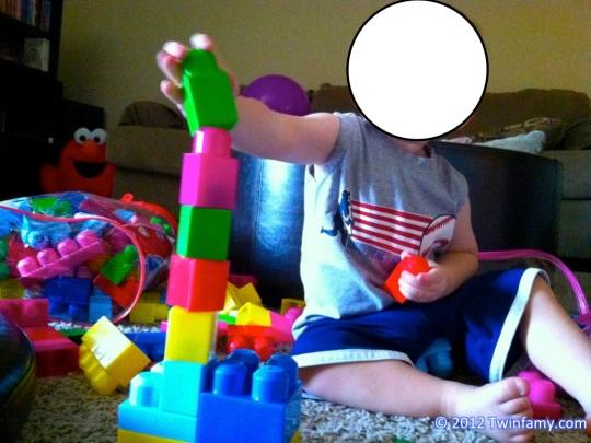 My son, the Legomaniac
