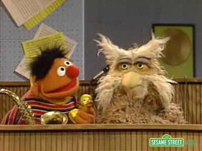 Sesame Street - Hoots and Ernie - Put Down the Duckie