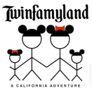 Twinfamyland: A California Adventure