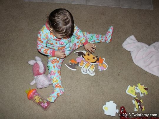 Mutant Dora Puzzle