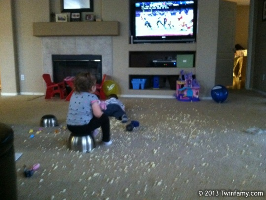 My View of the Super Bowl - 4