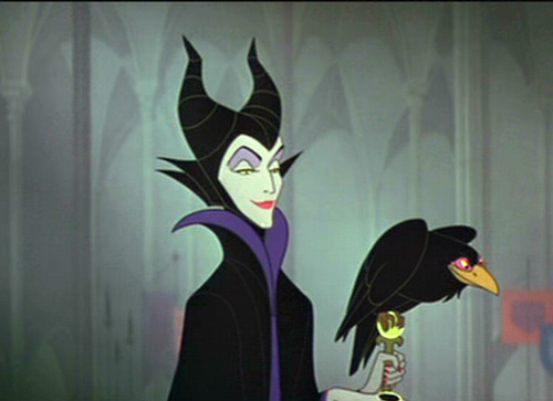 Malificent - Sleeping Beauty