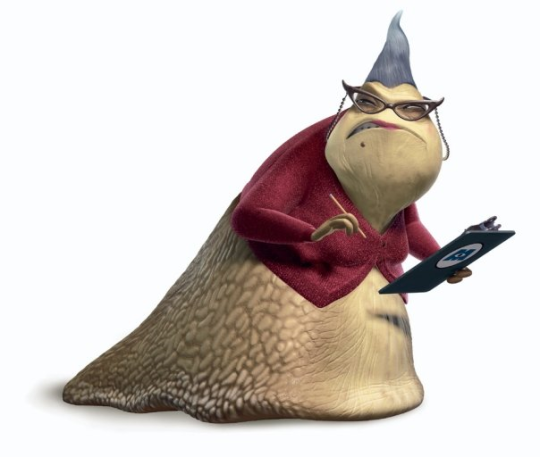 Roz - Monsters, Inc.